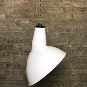 Industrial Factory Enamel Angle Light Shade