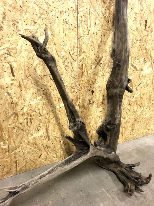 Scottish Highlands Natural Driftwood Art Sculpture Piece Great Patina