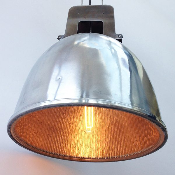 Vintage industrial pendant lighting